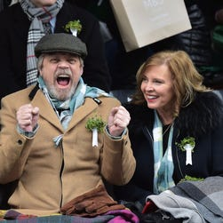 Mark Hamill had more fun than anyone on St. Patrick's Day