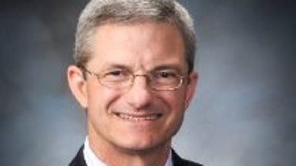 Tim Jeffries, former director of the Arizona Department