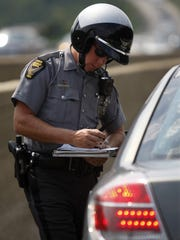 Ohio State Highway Patrol Trooper Jeremy Grillot writes