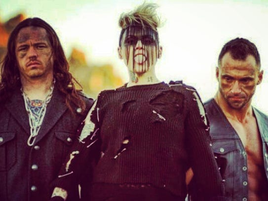 """""""Generation Doom,"""" the latest album from Otep, was"""