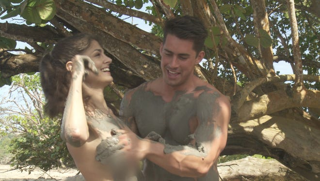"""Jessie Nizewitz in VH1's """"Dating Naked."""""""