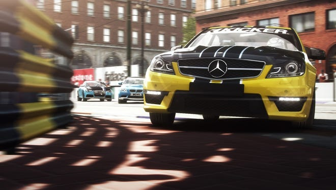 GRID Autosport provides racing in five disciplines.
