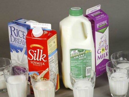 """Edge Dairy Farmer Cooperative called on the U.S. Food and Drug Administration to """"take immediate action"""" to enforce existing regulations that define dairy foods as originating from cow's milk, saying the number of plant-based products using dairy names on the label has increased dramatically."""