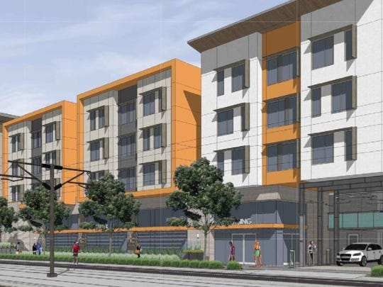 A developer wants to demolish a 50-year-old apartment