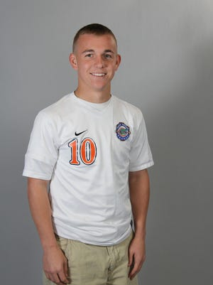 Brock Hollier: Beau Chene, Senior (All-Acadiana Player of the Year)