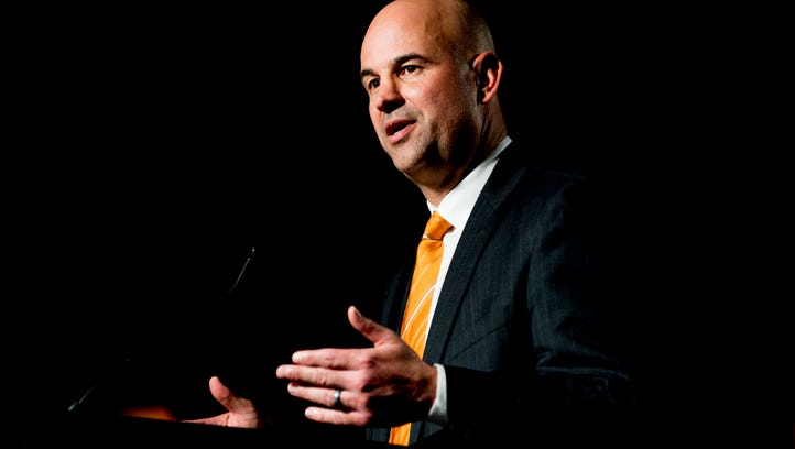 Tennessee Vols football coach Jeremy Pruitt should benefit in recruiting from high school jobs