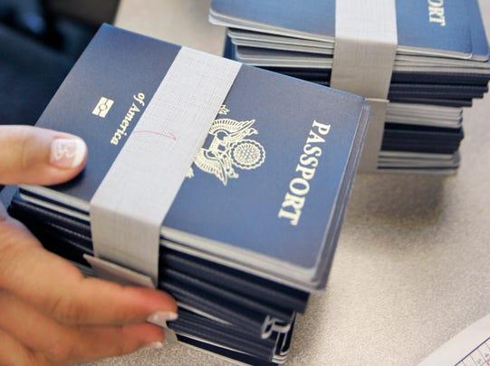 AP Passports Backlog