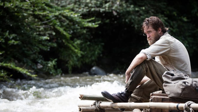 "Robert Pattinson stars as Henry Costin in director James Gray's ""The Lost City of Z."""