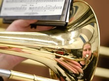The show must go on: Husky Sports Band members continue after director resigns