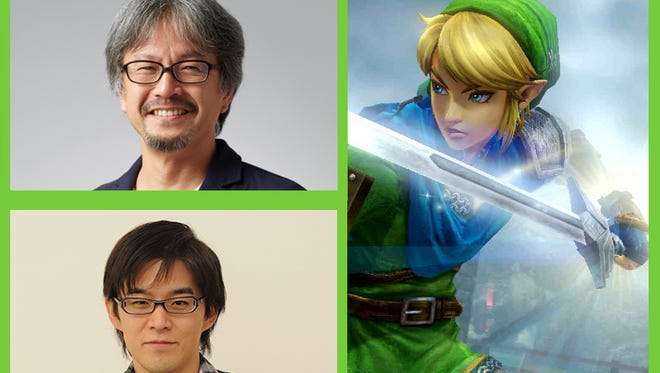 Longtime Zelda producer Eiji Aonuma and Koei Tecmo's Yosuke Hayashi discuss Hyrule Warriors, Zelda and all things in between.