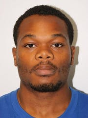Anfernee Sledge was arrested in relation to breaking