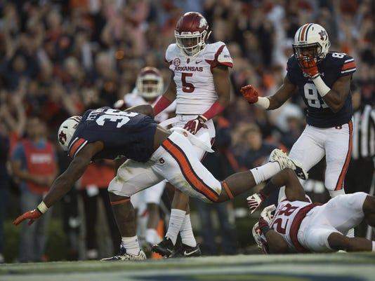 Gameday: Auburn vs. Arkansas