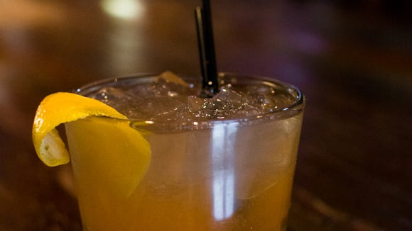 Lafayette now has a cocktail to call its own, the rouler.