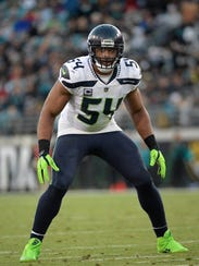 Bobby Wagner was not on the Seahawks' injury report