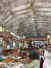 Suwannee Room dining facility renovations will retain