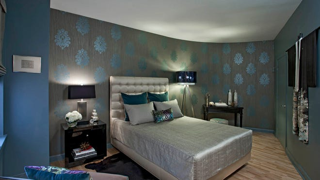 D.C.-area designer Sheryl Scruggs says bedrooms are her favorite spaces to decorate.