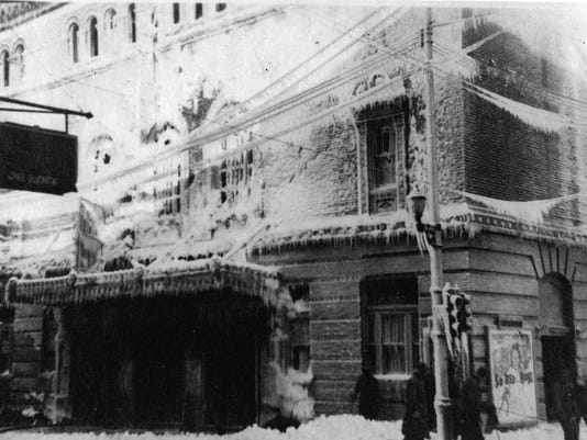 Dixie Theater After Fire