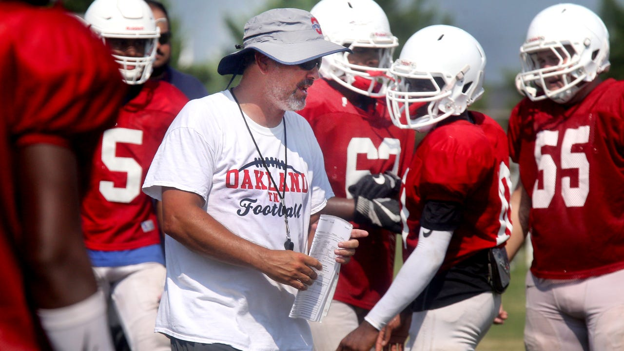 WATCH: Oakland at Hendersonville football scrimmage