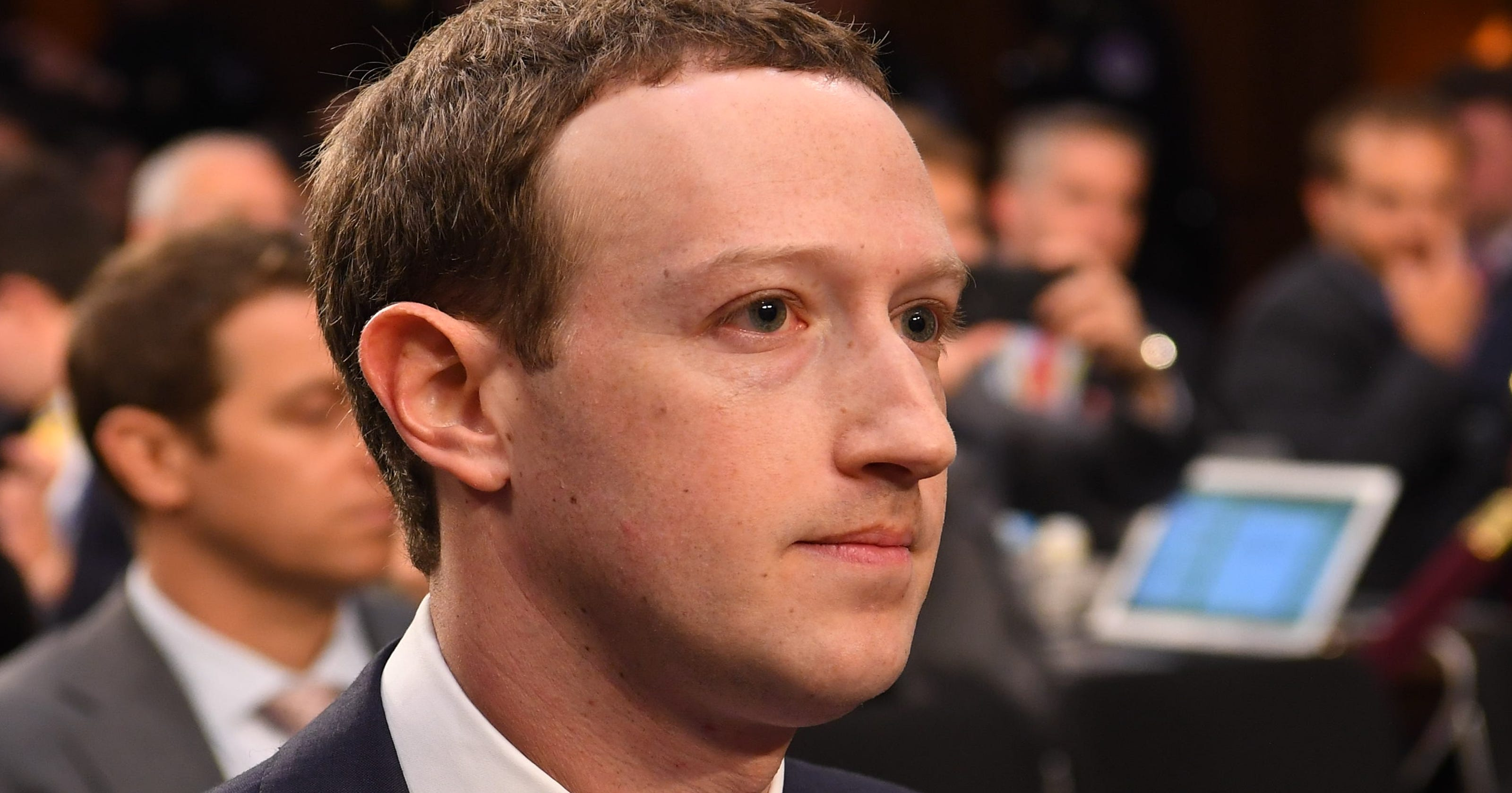 Facebook's Zuckerberg testifies to Congress again: Here's what's at