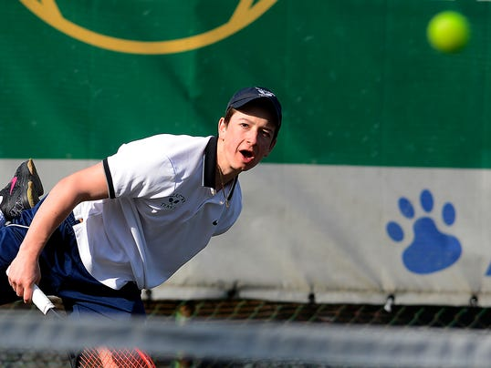 Dallastown hosts Dover in boys' tennis