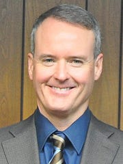 Ventura County Chief Executive Officer Mike Powers