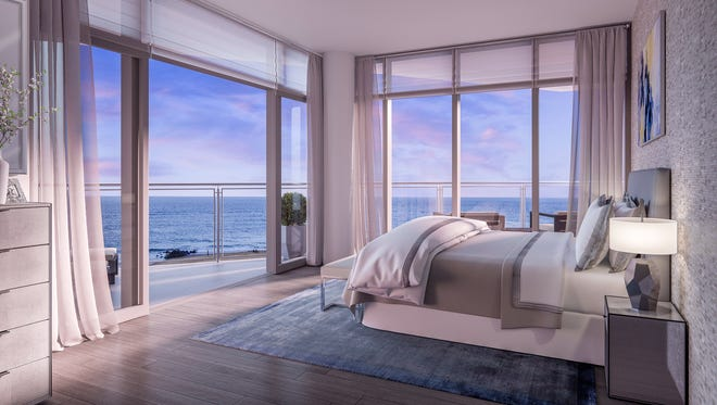 The Lofts Pier Village in Long Branch will feature one- to four-bedroom residences with abundant natural light and open floor plans.