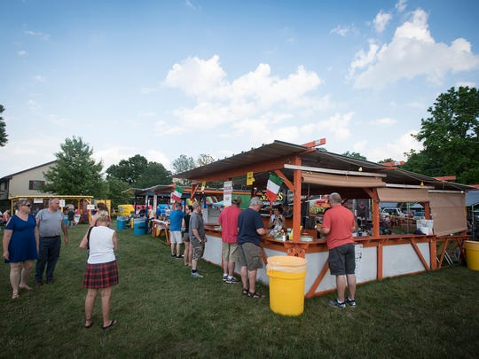 Food, music and games are all part of the day during the annual St. Paul's Catholic Church Summer Bazaar, held this Saturday and Sunday.