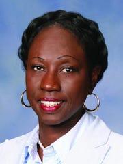 State Rep. Bettie Cook Scott, D-Detroit