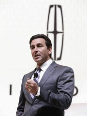 Mark Fields, president and CEO of  Ford, will join