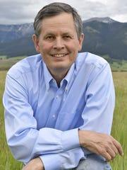 Sen. Steve Daines, R-Mont.