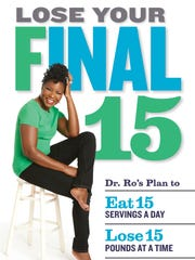 """""""Lose Your Final 15"""" by Rovenia M. Brock, PhD."""