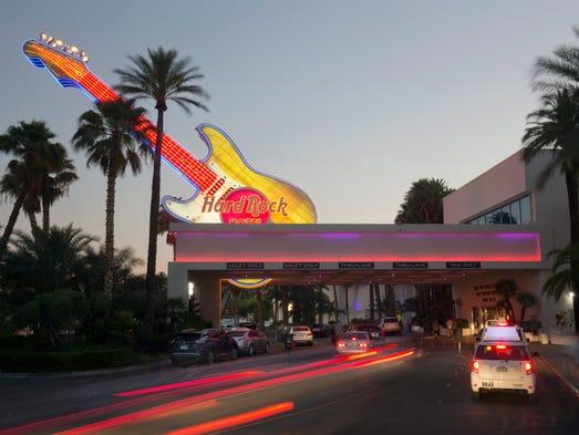Tour The Hard Rock Hotel Amp Casino Las Vegas