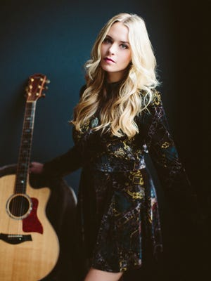"""""""My mom tells me she knew I was going to be a singer because of how loud I threw tantrums,"""" Portland singer/songwriter Haley Johnsen said."""