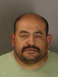 Cesar Vargas was arrested June 23 in Blythe on suspicion of recycling fraud and attempted grand theft.