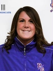 Pound Ridge native and Purchase senior Melissa Trail was named the Skyline Conference Women's Swimmer of the Year.