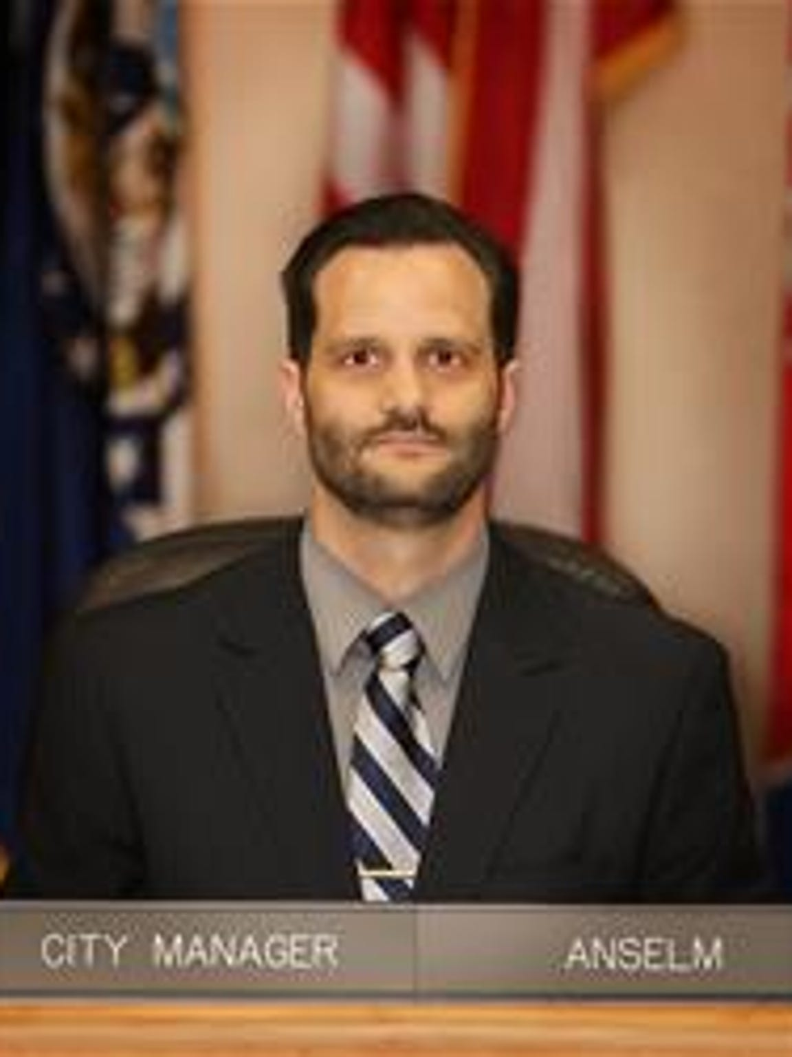 Joplin City Manager Sam Anselm