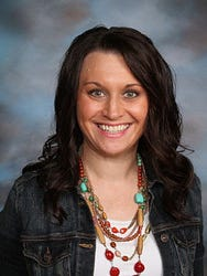 """Teresa Keehn resigned from Northview Elementary at the close of the school year as her family relocates for husband's job and said timing was """"unfortunate"""" with announcement coming days after """"negative publicity."""""""