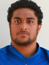 College of San Mateo 2016 defensive tackle Ratu Mafileo will begin an official visit to Louisville on July 22, 2016.