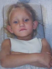 Rebecca Lewis, 4, of Lakeland, Fla., is the subject of an Amber Alert.