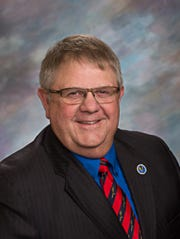 Rep. Lee Qualm is set to serve as House Majority Leader