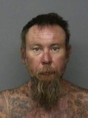 Thor Dennie Breed Date of birth: Nov. 20, 1970 Vitals: 5 feet, 10 inches; 190 pounds; blond hair, blue eyes Charge: Carrying concealed dirk/dagger UPDATE: Arrested on Dec. 17