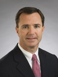 William Brown, chairman, president and chief executive officer of Harris Corp.