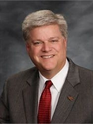 Keith Kline is a finalist for Lakota Schools superintendent.
