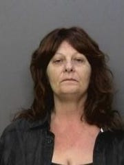 Elaine Lee Hoffman Date of birth: Oct. 13, 1962 Vitals: 5 feet, 5 inches; 180 pounds; brown hair, green eyes Charge: Violation of probation