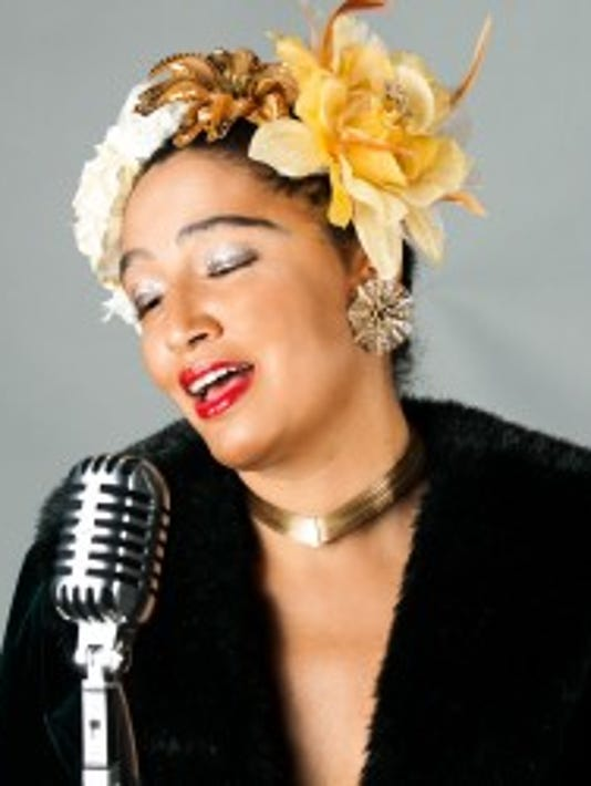 Brenda Hollingsworth Marley as Billie-Holiday