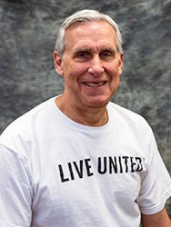 Rob Reifsnyder, president of the United Way of Greater Cincinnati kicked off the organization's 2017 campaign by announcing a $62.2 million goal.