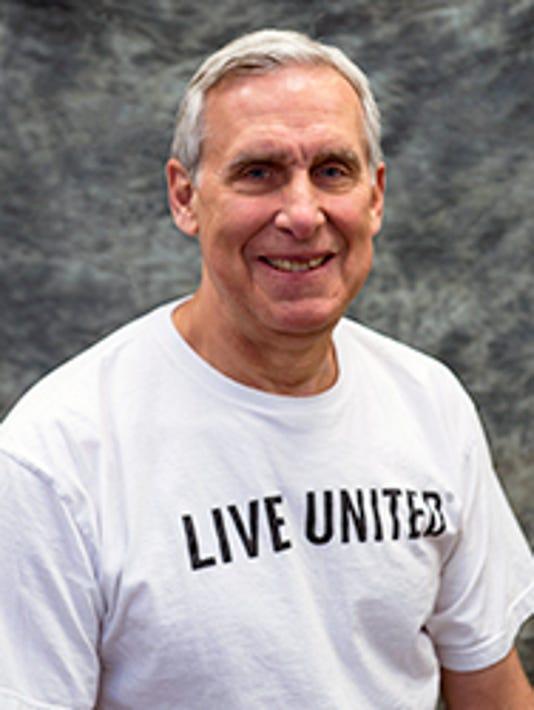 United Way of Greater Cincinnati President Rob Reifsnyder