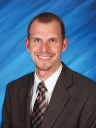 Crookston School District Superintendent Jeremy Olson