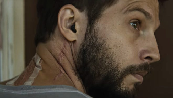 """Logan Marshall-Green plays a mechanic who meets STEM in the almost-good """"Upgrade."""" It's now playing."""