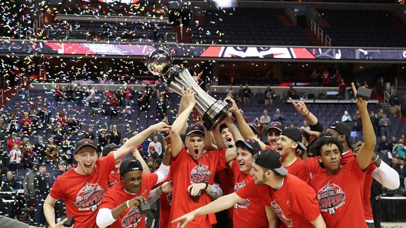 USP NCAA BASKETBALL: ATLANTIC 10 CONFERENCE TOURNA S BKC USA DC